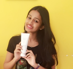 The first step cleansing  -aloe based cleanser